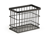 "7"" x 4.25"" Rectangular Wire Basket, 5.5"" tall"