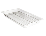 """18.5"""" x 10.5"""" Rectangle Wire Grate"""